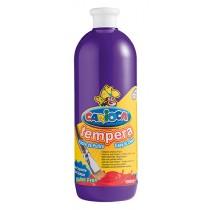Temperová barva - fialová