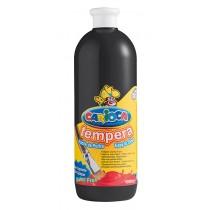 Temperová barva - černá