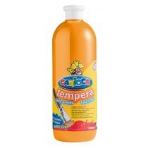 Temperová barva - pomerančová