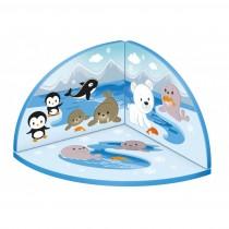 Oddechový koutek Antarktída