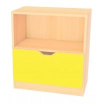 Skříňka MULTI - žutá