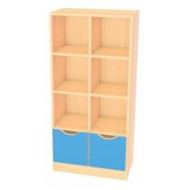 Skříňka MULTI - modrá