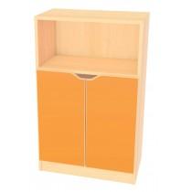 Skříňka MULTI - pomerančová