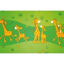 Dětské povlečení - žirafa...