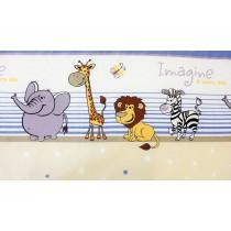 Dětské povlečení - Safari...