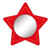 Zrcadlo Hvězda