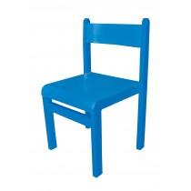 Židle celobarevná - výška...
