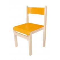 Židle - výška sedu 38 cm