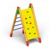 Křížový žebřík s lezeckou...