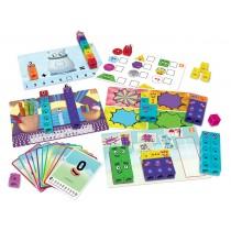 Číselní bloky 1-10 set