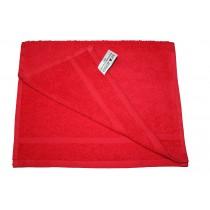 Dětský ručník červený